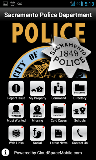 SacPD Mobile