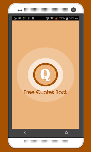 Free Quotes Book