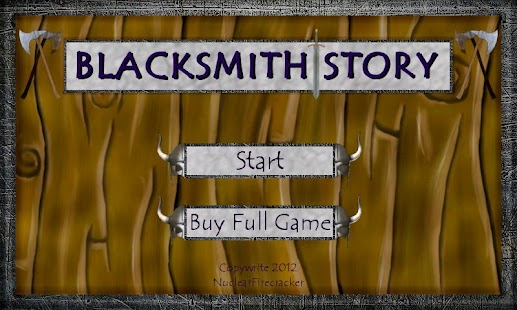Blacksmith Story Full