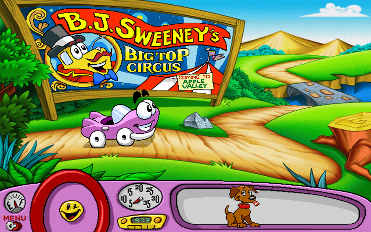 Putt Putt 174 Joins The Circus Android Apps On Google Play