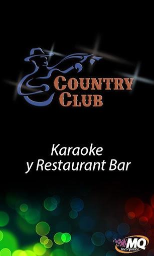 Restaurant CountryClub Durango