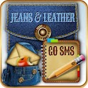 GOSMS/POPUP Jeans Leather icon
