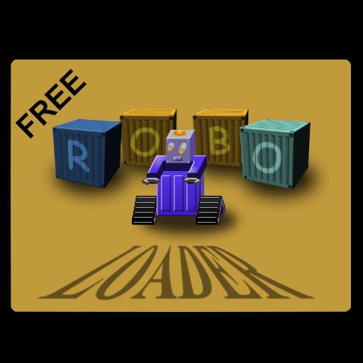 Robo LoaderCrazy Sokoban FREE