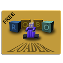 Robo Loader:Crazy Sokoban FREE logo