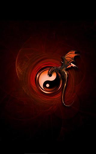Ying Yang Dragon LW