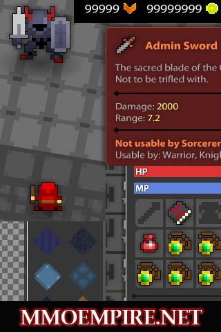 ROTMG Private Server and mods - screenshot