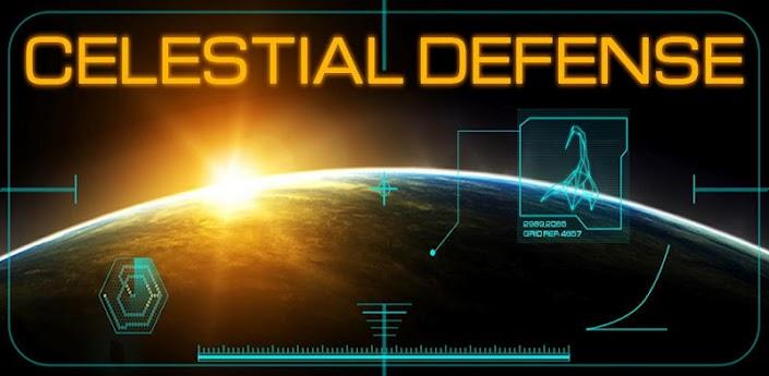 Скачать Celestial Defense Эпическая 3D в жанре защита башни