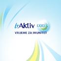 b.Aktiv LGG logo