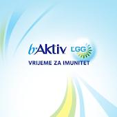 b.Aktiv LGG