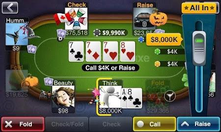 Texas HoldEm Poker Deluxe Pro 1.6.4 screenshot 7525