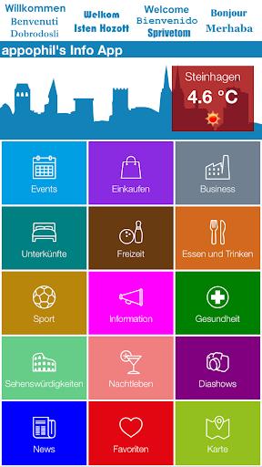 appophil Info App
