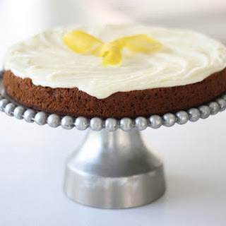 Chocolate Lemon Cake.