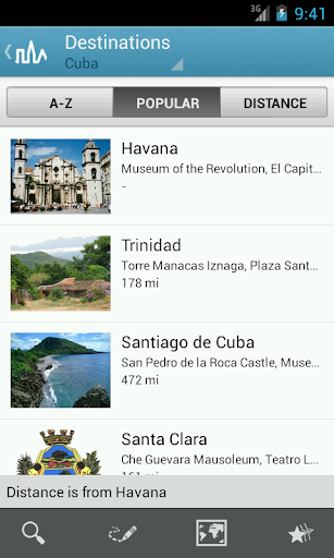 Cuba Travel Guide by Triposo