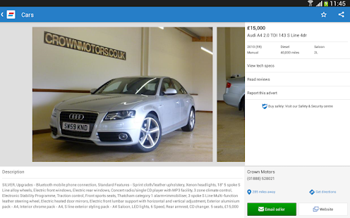 Auto Trader - New & used cars Screenshot 13