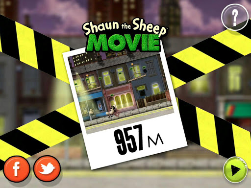 Shaun the Sheep - Shear Speed  screenshots 15