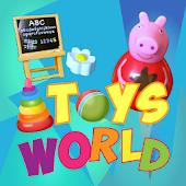 Peppa World - Toy Edition