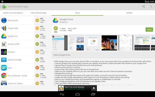 AppBrain App Market 9.7.2 screenshots 6