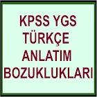 KPSS YGS ANLATIM BOZUKLUKLARI icon