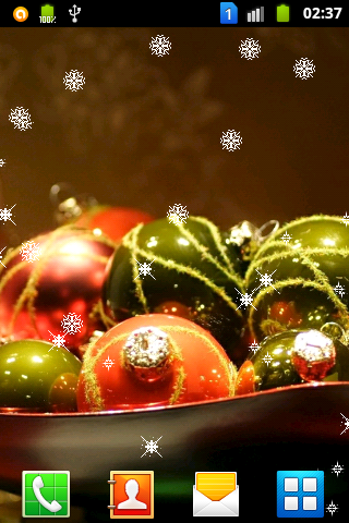 Christmas Picture LiveWallpape