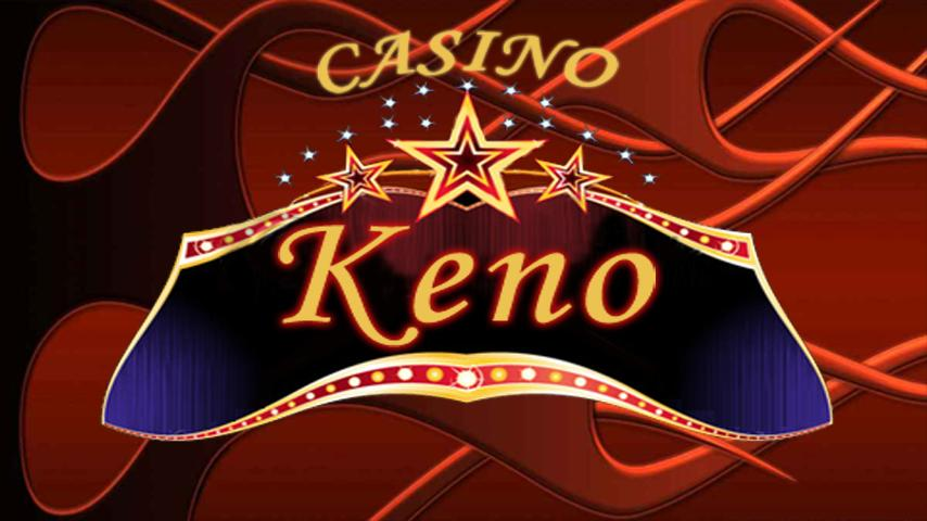 CASINO KENO- screenshot