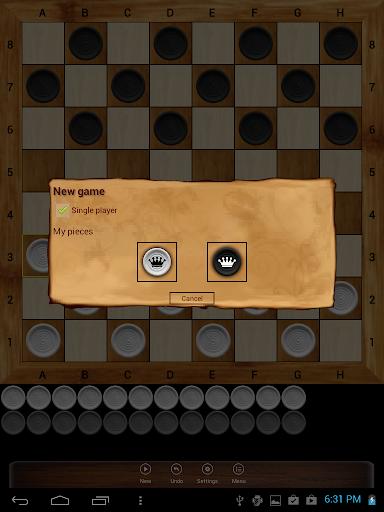 Russian checkers - Shashki  screenshots 17