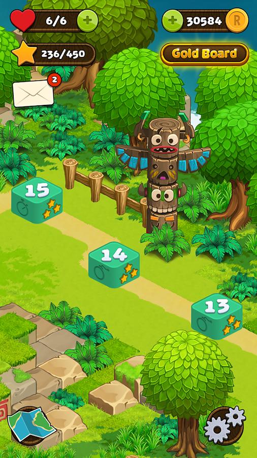 Ruzzle Adventure - screenshot
