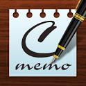 canvas memo AD icon