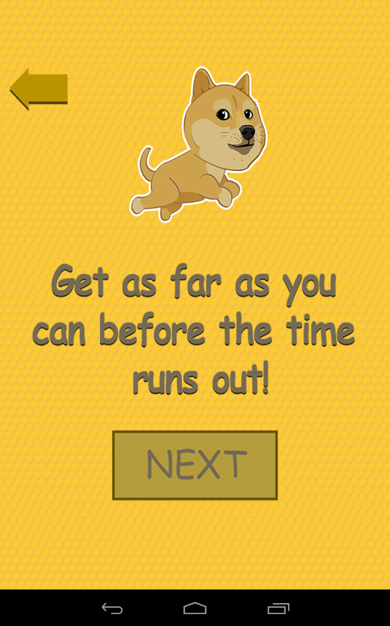 Tap The Doge Tiles- screenshot