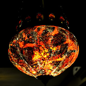 Colours by Syed Rixvi - Artistic Objects Other Objects ( lamp )