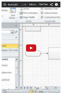 Office Visio Tutorial