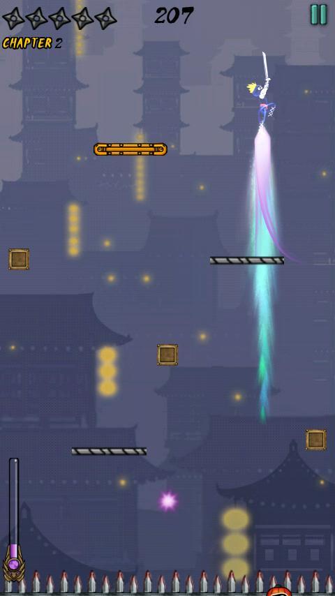 Ninja Go! (Free) - screenshot