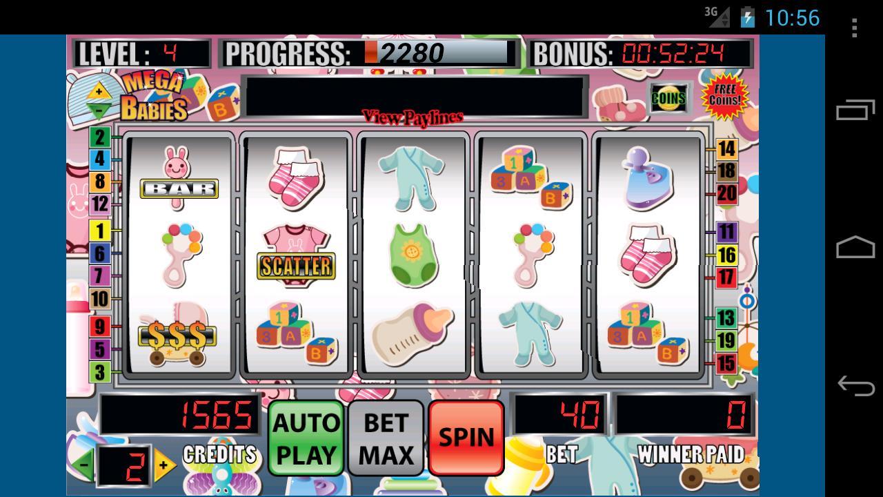 mega 7 slot machine