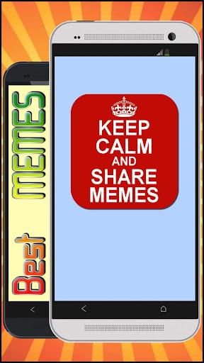Keep Calm and comparte Memes