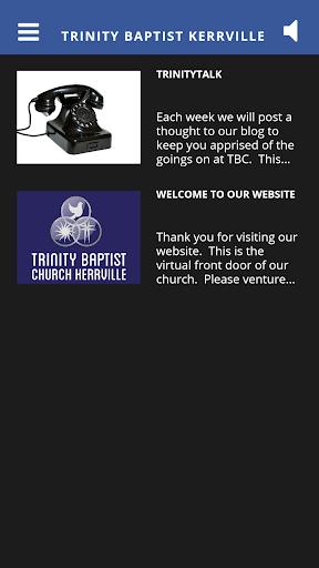 Trinity Baptist Kerrville