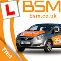 BSM Theory Test – Free Edition logo