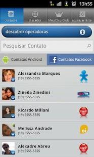 Discador MeuChip - screenshot thumbnail
