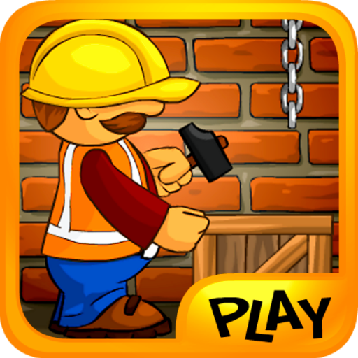 Woodwork Builder Funny Game LOGO-APP點子