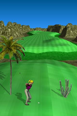 Par 72 Golf- screenshot