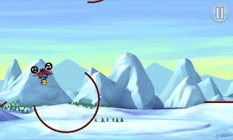 Screenshot of Bike Race Pro by T. F. Games