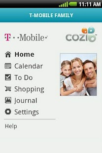 MobileLife Family Organizer - screenshot thumbnail
