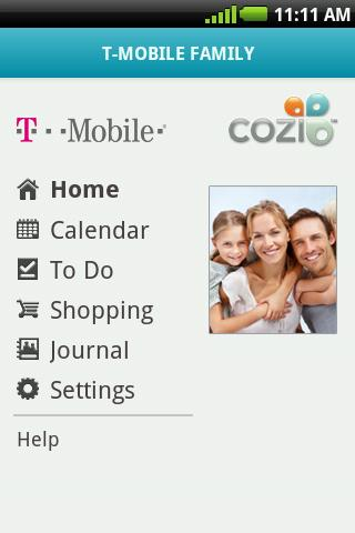 MobileLife Family Organizer - screenshot