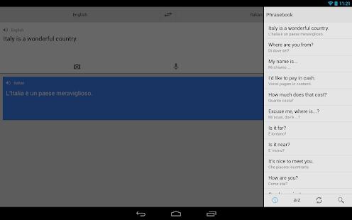 Google Translate Screenshot 25