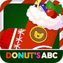 Donut's ABC:Christmas