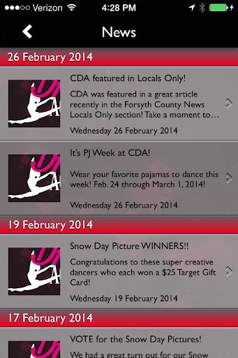 【免費運動App】Cumming Dance Academy-APP點子
