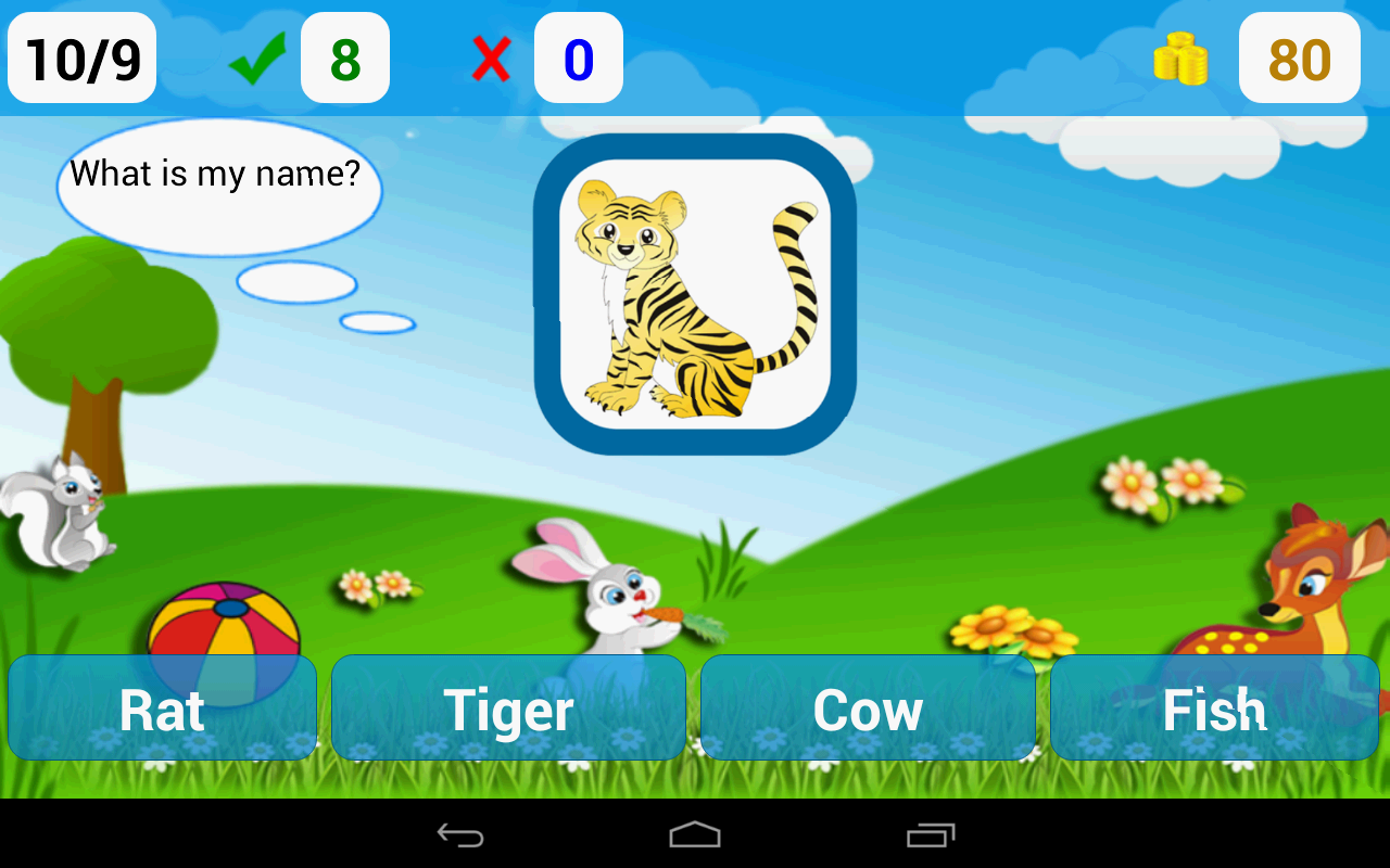 Kids Words Power- screenshot