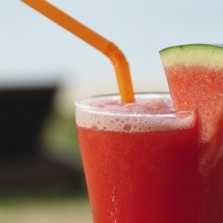 Watermelon, Ginger & Lime Juice