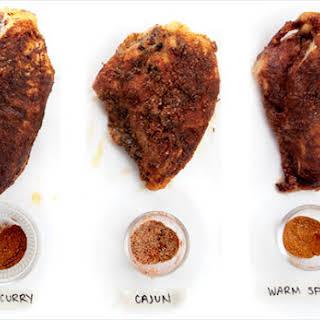 Spiced Roast Chicken.