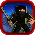 Mutant Block Ninja Games 2 icon