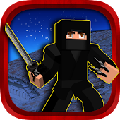 Mutant Block Ninja Games 2