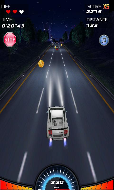 Speed Night - screenshot
